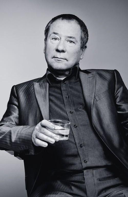Bill van Dijk portret