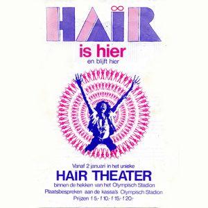 hair affiche